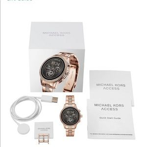 Michael Kors Smartwatch (newest edit)